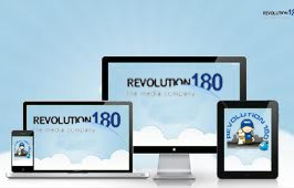 Revolution180 Responsive Website Development