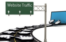 Website-Traffic